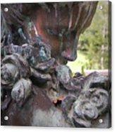 Copper Angel Acrylic Print