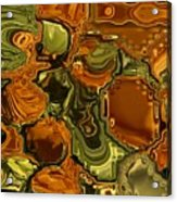 Copper Can Acrylic Print
