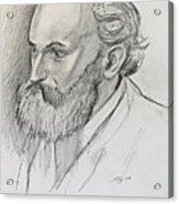 Copy Of Degas Acrylic Print