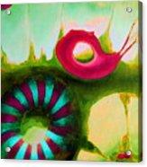 Coral Cavern 1.1 Acrylic Print