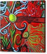 Corals One Acrylic Print