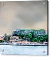 Corfu Acrylic Print