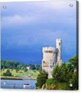 Cork City, Blackrock Castle Acrylic Print