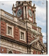 Corn Exchange National Bank Acrylic Print