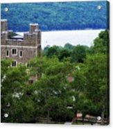 Cornell University Ithaca New York 09 Acrylic Print
