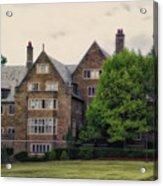 Cornell University Ithaca New York Pa 03 Acrylic Print
