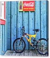 Corner Store Acrylic Print
