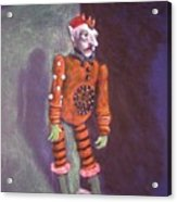 Cornered Marionette Strings Not Included Acrylic Print