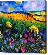 Cornflowers 680808 Acrylic Print