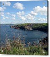 Cornwall Coast 4 Acrylic Print