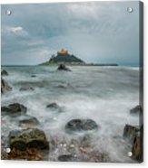 Cornwall I Acrylic Print