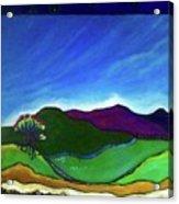 Coromandel Peninsula Acrylic Print