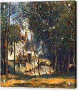 Corot - The Mill Acrylic Print