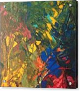 Corot 7b  Acrylic Print