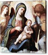 Correggio Painting Acrylic Print