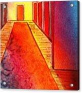 Corridor Of Dreams Acrylic Print