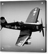 Corsair Flight Acrylic Print