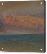 Corsica Acrylic Print