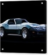Corvette C3 Stingray II Acrylic Print