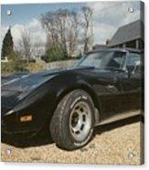 Corvette Stingray C3 Acrylic Print
