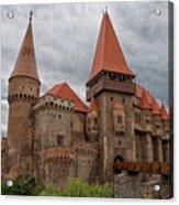 Corvin's Castle Acrylic Print