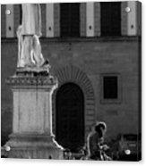Cosimo Ridolfi Acrylic Print