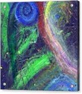 Cosmic Activity # 7 Acrylic Print