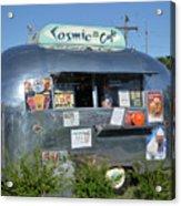 Cosmic Cafe Acrylic Print