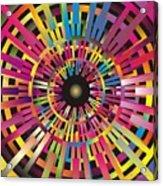 Cosmic Calibrator Acrylic Print