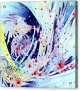 Cosmic Candy Acrylic Print