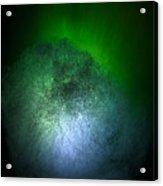 Cosmic Comet Acrylic Print