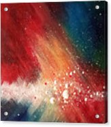 Cosmic Disturbance Acrylic Print
