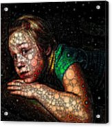 Cosmic Dust Acrylic Print