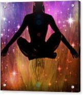 Cosmic Enlightenment... Acrylic Print