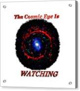 Cosmic Eye 2 Acrylic Print