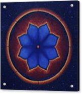 Cosmic Harmony Acrylic Print