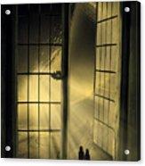 Cosmic Rays Acrylic Print by Svetlana Sewell