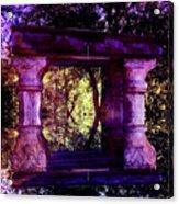 Cosmic Wisdom Acrylic Print
