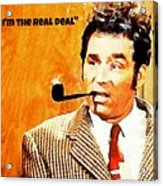 Cosmo Kramer The Real Deal Acrylic Print