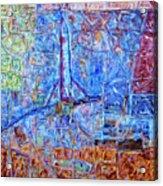 Cosmodrome Acrylic Print