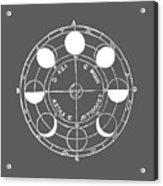 Cosmos 17 Tee Acrylic Print