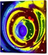 Cosmos Drift Acrylic Print