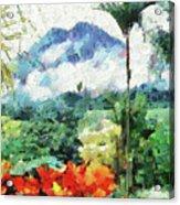 Costa Rica Paradise Acrylic Print
