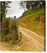 Costa Rica Path Acrylic Print