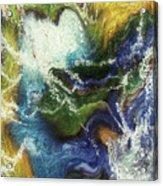 Costal Storm Acrylic Print