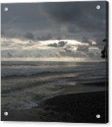 Costal Sunset Acrylic Print