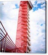 Cota Towering Tower  Acrylic Print
