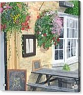 Cotswold Arms Special Acrylic Print