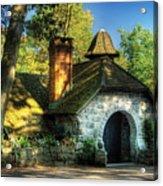 Cottage - The Little Cottage Acrylic Print
