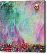 Cotton Candy  Acrylic Print by Shawna Scarpitti